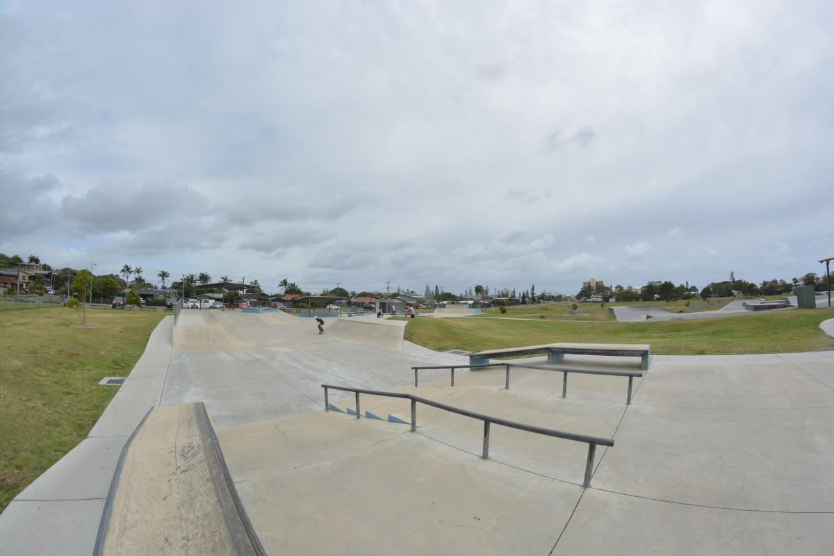Tugun Skate Park 1